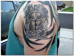 74 tatuajes aztecas para hombres y galería