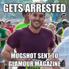 Photogenic Guy Meme - arrested ridiculously photogenic guy meme dash of wellness