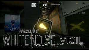 operation white noise new operator vigil rainbow six siege