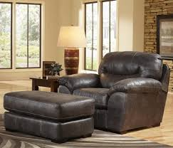 Gaming Chair Ottoman by Chair And A Half And Ottoman Set For Living Rooms And Family Rooms