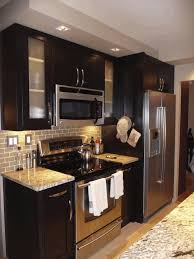 red kitchen black cabinets red black kitchen themes red black