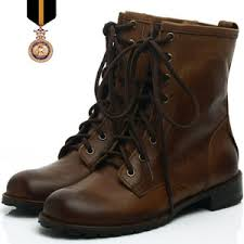 womens leather boots ellesie rakuten global market and boots and lace up
