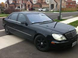 2002 s430 mercedes 2002 mercedes s430 for sale mississauga ontario