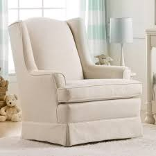 Nursery Room Rocking Chair Chair Baby Room Rocking Chair High Back Upholstered Rocking