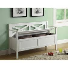 Indoor Bench Seat With Storage by Monarch Bench 50