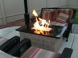 Outdoor Firepit Gas Outdoor Fireplace Table Viagrmgprix Info