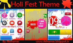 themes for nokia c2 touch and type holi fest theme for nokia 202 300 303 x3 02 c2 02 c2 03 c2 06 c3 01