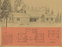 vintage log cabin plans 5 antique alter ego