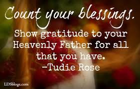 Gratitude Meme - gratitude lds blogs