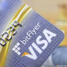 prepaid card japan s largest bitcoin exchange bitflyer launches bitcoin visa