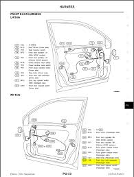 nissan altima anti theft system reset 2005 nissan murano assembly hatch lock passenger side goes away
