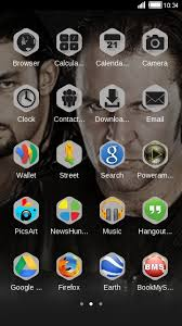 themes for android wwe download wwe the shield theme for your android phone clauncher