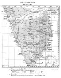 Map Of South India by File South India Map 1782 Jpg Wikimedia Commons