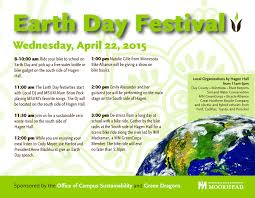 news celebrate earth day at msum on april 22