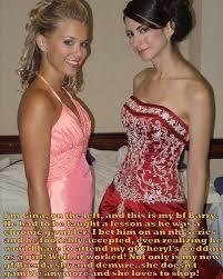 forced feminization wedding tg transformation with captions and tg transformation with