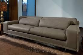 Designer Leather Sofa by Blues Italian Designer Leather Sofa By Gamma Arredamenti