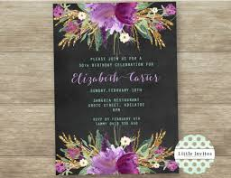 30th birthday invitations best invitations card