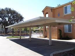 design carports modern flat roof carport design model 4 home ideas