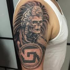 imagenes idolos aztecas los mejores tatuajes aztecas y mayas con significado completo y real