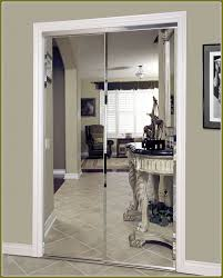 Lowes Folding Closet Doors Amusing Lowes Mirrored Closet Doors 39 For Your Interior In