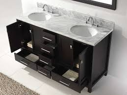 Bathroom Sink Cabinets Modern Modern Bathroom Sink Cabinets With Espresso Color Complete With