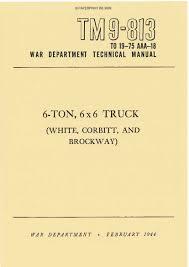 corbitt paperprint wwii military vehicle manuals