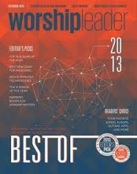 worship leader magazine u2013 ccli