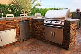 Outdoor Kitchen Cabinets Outdoor Kitchen Kits Vs Modular Vs Built In Comparing Outdoor