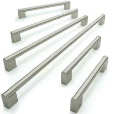 Stainless Steel Kitchen Cabinet Hardware Pulls Contemporary Kitchen Door Handles Home Ideas Gallery