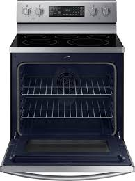 Convection Toaster Oven Reviews Consumer Reports Samsung 5 9 Cu Ft Convection Freestanding Electric Range Silver