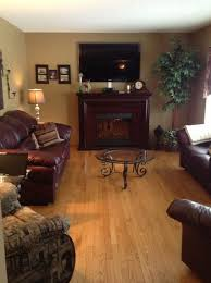 matching colors with walls and furniture grey walls with brown