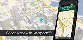Maps For Business Cards Google Maps For Android Now Allows You To Save Offline Map Data To