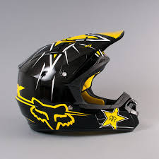 youth small motocross helmet fox youth mx helmet v1 rockstar now 50 savings 24mx
