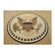 Checkerboard Area Rug Amazon Com Cafepress Presidential Seal 539 X739 Area Rug