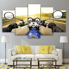 motorcycle art prints promotion shop for promotional motorcycle