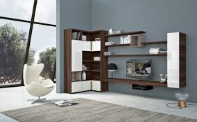 Modern Living Room Wall Units With Storage Inspiration - Design wall units for living room