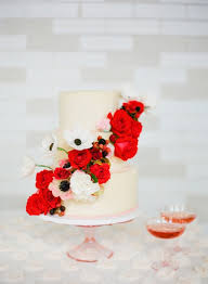11 wedding cakes almost too gorgeous to eat brit co