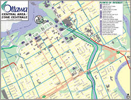 Google Map Directions Driving Map Of Ottawa Travel