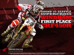 motocross racing logo honda motocross wallpapers group 73