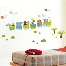 kids bedroom bajby com is the leading kids clothes toddlers free shipping animal circus train children diy removable wall stickers parlor kids bedroom home house decoration hg02852 s03