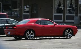 Dodge Challenger Concept - future car spy shots of the dodge challenger srt10 concept find