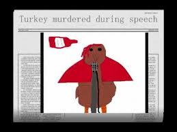 eat me i m a turkey