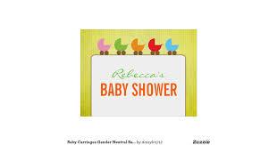 gender neutral baby shower
