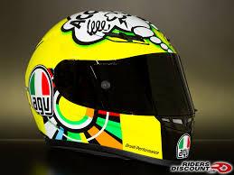 valentino rossi motocross helmet agv gp tech valentino rossi misano u201cwtf u201d limited edition helmet