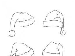 santa claus hat pack free vectors ui download