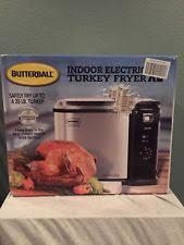 butterball xl butterball 20011210 xl indoor electric turkey fryer ebay