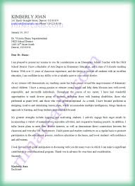 elementary teacher cover letter sample ninareads com