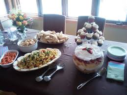 cheap and easy baby shower food home decorating interior design