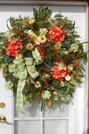 Spring Wreath Ideas 110 Best Spring Images On Pinterest Spring Wreaths Summer