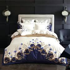 Royal Bedding Sets Royal Blue Duvet Cover Royal Blue Duvet Cotton